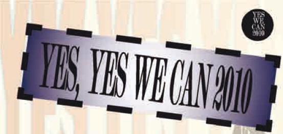 Yes We Can 2010